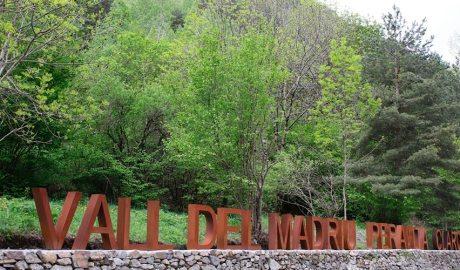 Entrada d'Escaldes a la Vall del Madriu-Perafita-Claror