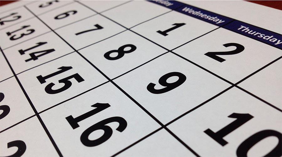 Un calendari