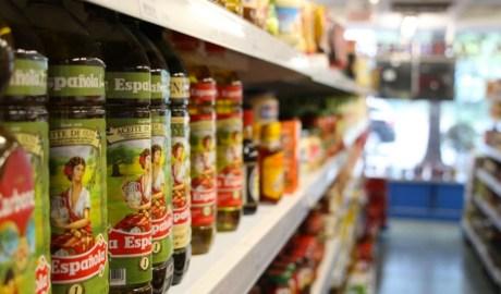 Productes en un supermercat