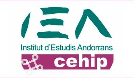 Logotip de l'IEA, secció CEHiP