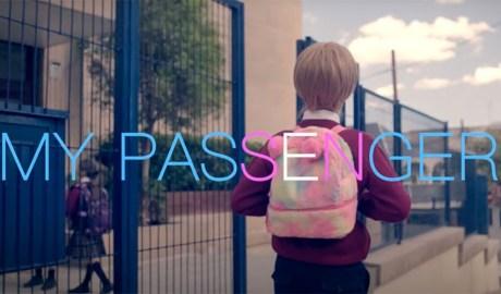 Inici del videoclip my passenger