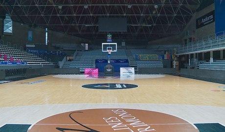Pavelló del BC Andorra