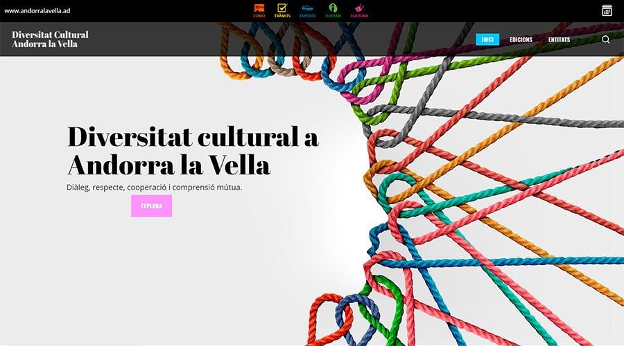 Web de Diversitat Cultural