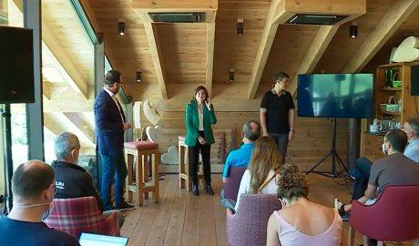 Presentació de l'Andorra Mountain Music