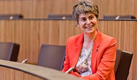 Susanna Vela, presidenta del Partit Socialdemòcrata i consellera general