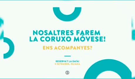 Publicitat de la Coruxo Móvese
