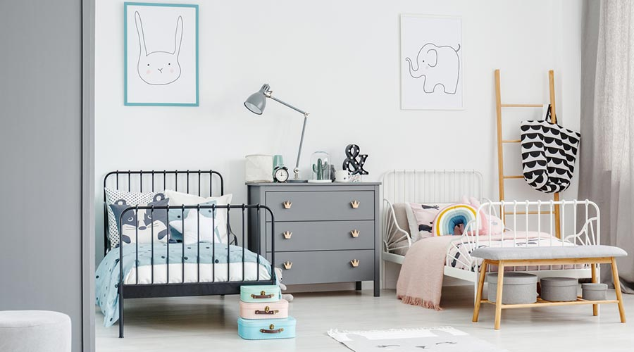 Dormitori de dos germans