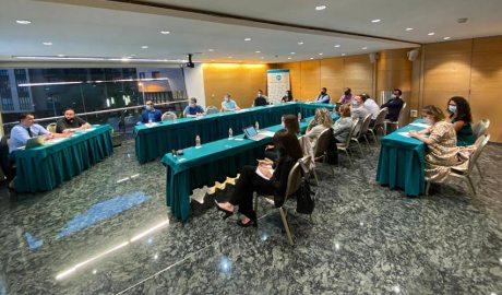 Reunió de l'Executiva de Liberals d'Andorra