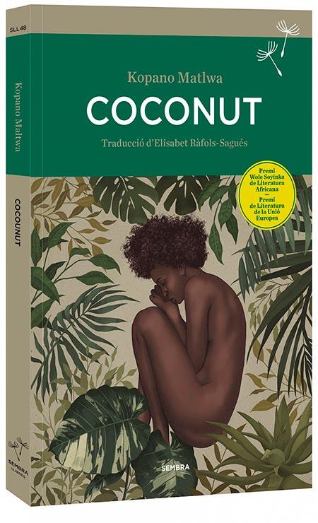"""portada del llibre """"Coconut"""""""
