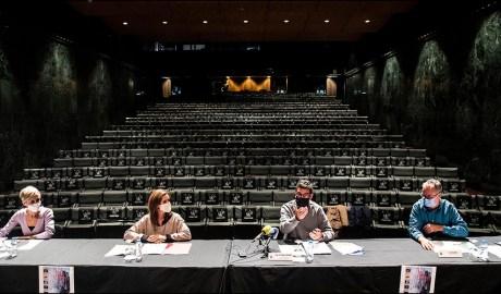 Presentació de la 57a Temporada de Teatre conjunta de Sant Julià de Lòria i Andorra la Vella.