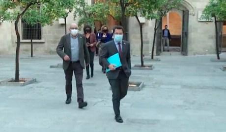 Membres del govern català