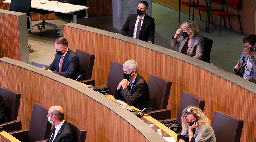 Grup parlamentari Liberal.