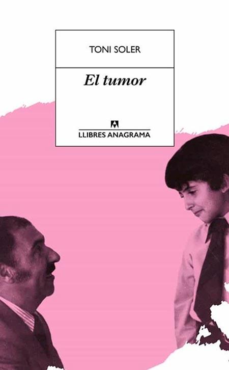 """Portada del llibre """"El tumor"""""""