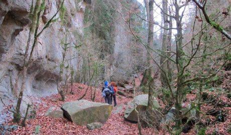 Serra dels Bufadors