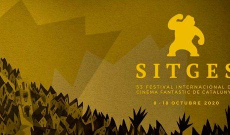 Cartell del Festival de Cinema de Sitges 2020