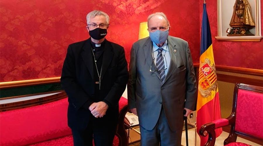 Joan Enric Vives i Josep Delfí Guàrdia