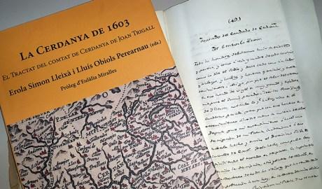 'La Cerdanya de 1603'
