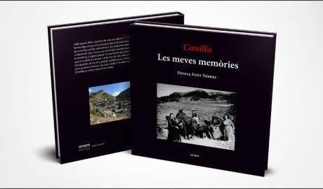 El llibre 'Canillo. Les meves memòries' de Denisa Font