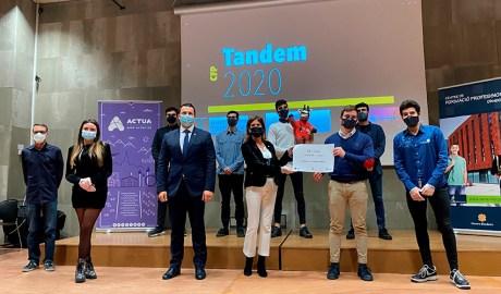 Neu Neta, el projecte guanyador de la cinquena edició del projecte Tàndem