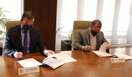 Jordi Torres i Josep Majoral