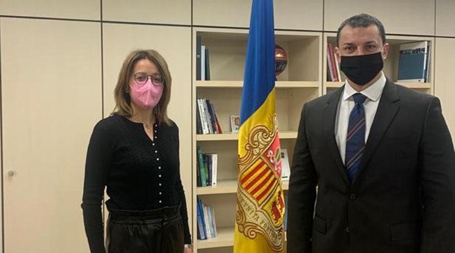 Esther Puigcercós i Jordi Gallardo