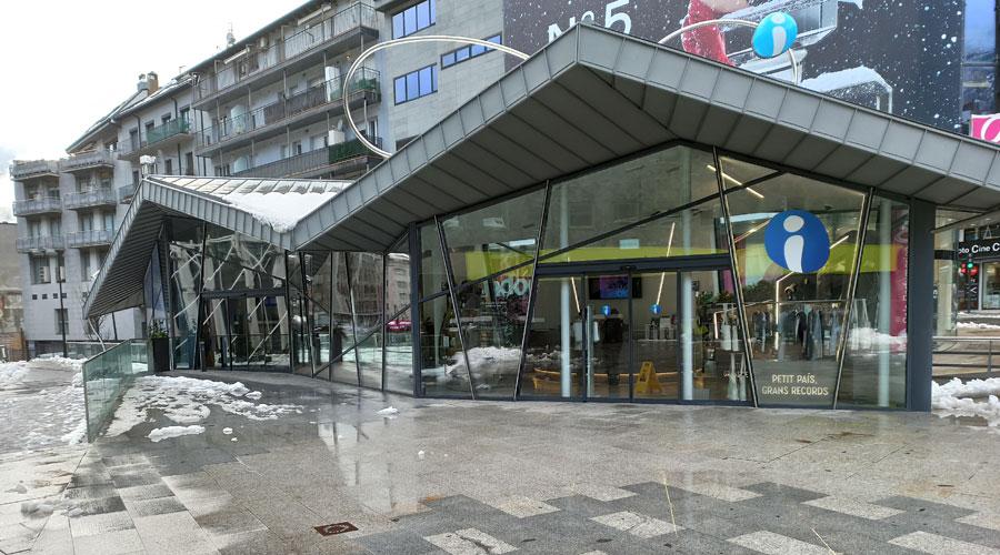 Oficina de Turisme d'Andorra la Vella
