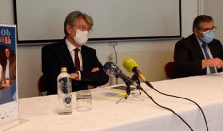 Presentació a càrrec de J.C. Tribolet i J.M. Rascagnères