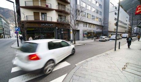 El carrer Joan Maragall