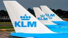 Avions de la companyia neerlandesa KLM