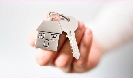 Clauer en forma de casa i clau