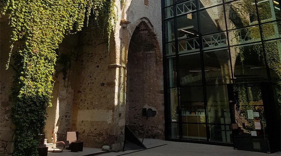 La biblioteca de Sant Agustí