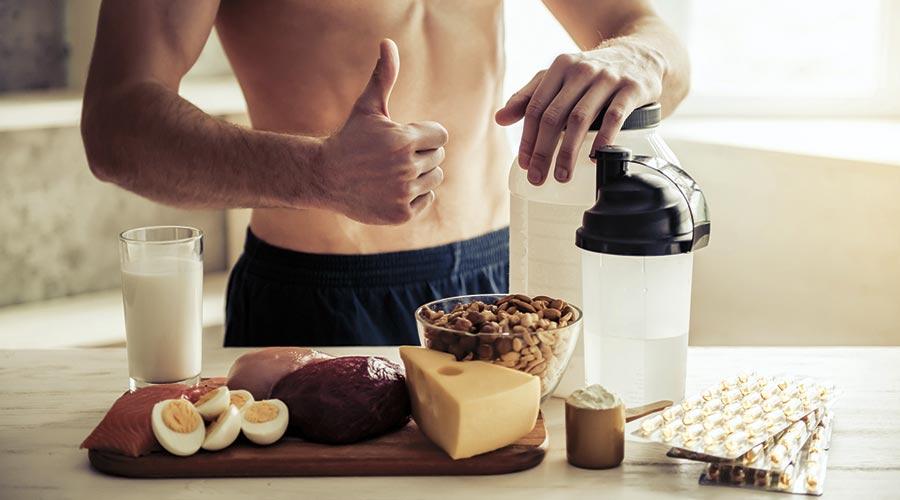Alimentació per a posar-se en forma