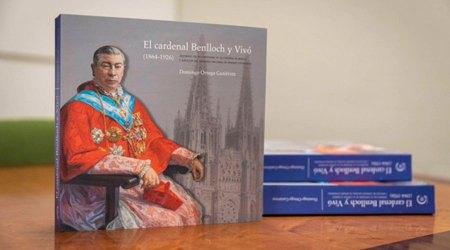 El llibre de la biografia del copríncep Benlloch