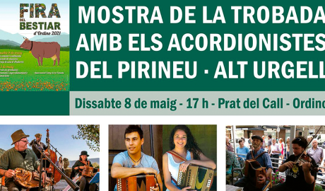 trobada amb els acordionistes del pirineu