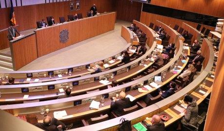 Sessió del Consell General del 13 de maig del 2021