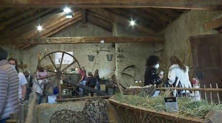 La mostra d'eines de la Fira del Bestiar d'Ordino 2021