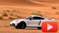 Porsche 911 off-road de Marc Philipp Gemballa