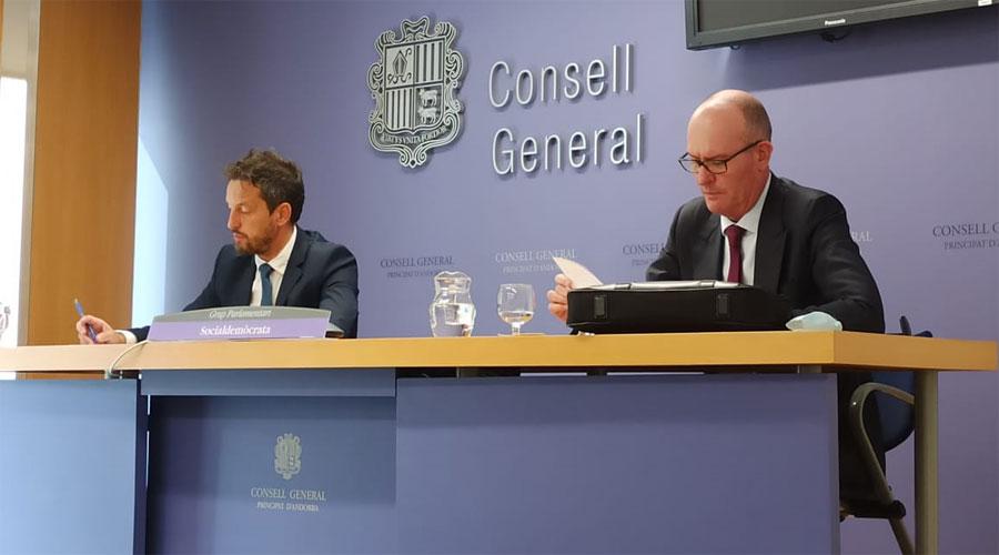 Pere López i Joaquim Miró