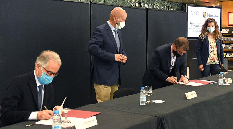Piqué, Martínez Benazet, Majoral i Heras