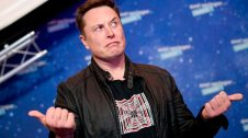 Elon Musk, d'SpaceX