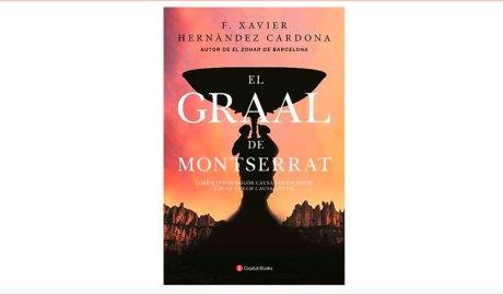 Portada del llibre El graal de Montserrat