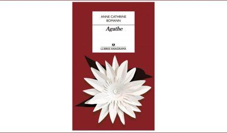 Portada del llibre Agathe