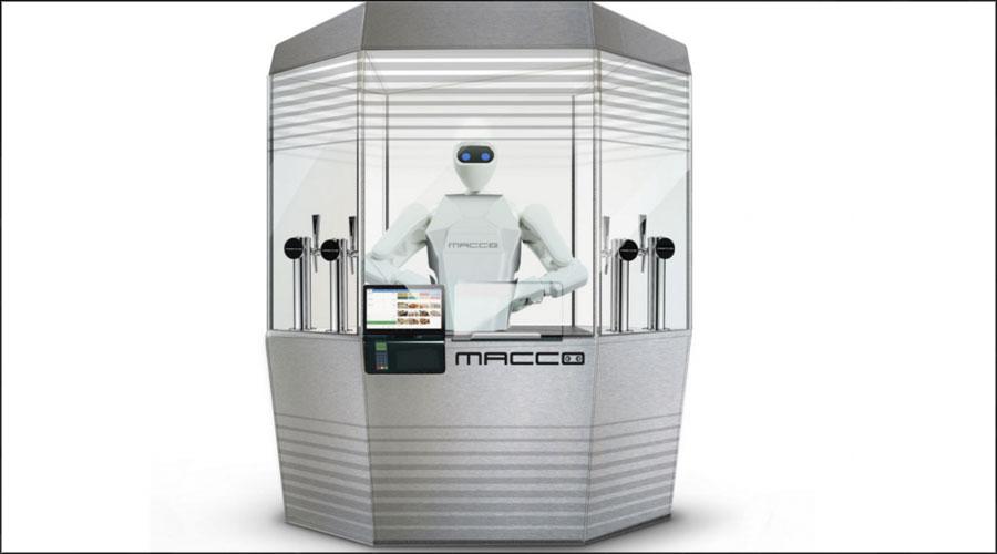 El robot Kime. (Foto: Macco Robotics)