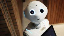 Imatge d'un robot