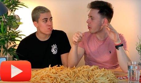 Menjar 5.000 patates