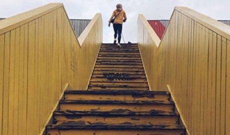 Pujant escales
