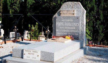 Tomba de Pompeu Fabra