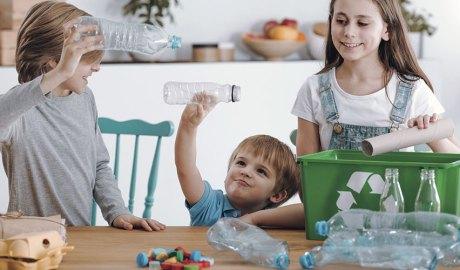 Reciclatge a casa
