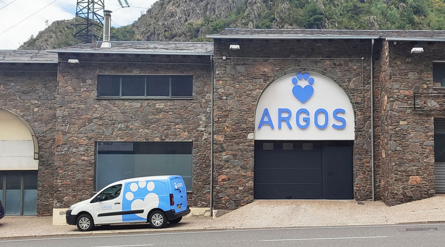 Façana d'Argos