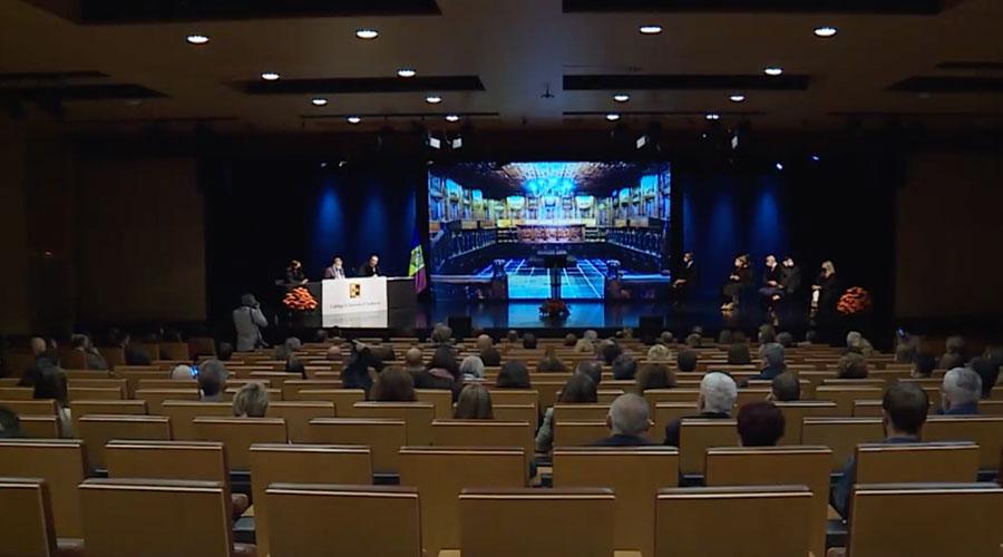 Celebració de Sant Raimon de Penyafort, dia dels advocats del 2021